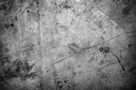 灰色のグランジ テクスチャ壁コピー スペース 写真素材