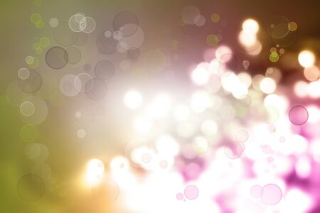 Bright abstract colorful lights background Stock Photo - 15955787