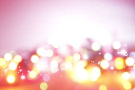 Bright abstract colorful lights background Stock Photo - 15955784