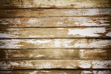 flaking: Closeup of wooden boards background