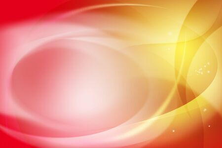 Red and yellow abstract background. Copy space Stock Photo - 17680467