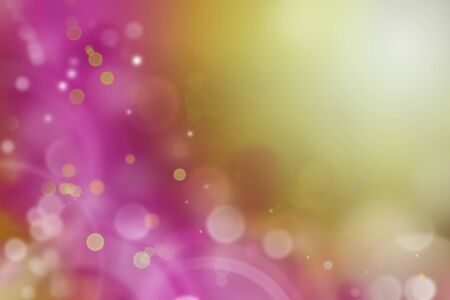 Bright abstract circles color background Stock Photo - 18025937
