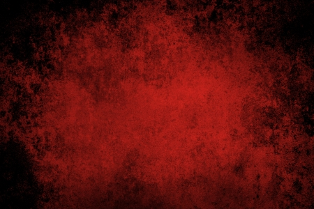 grunge edge: Red grunge textured wall closeup