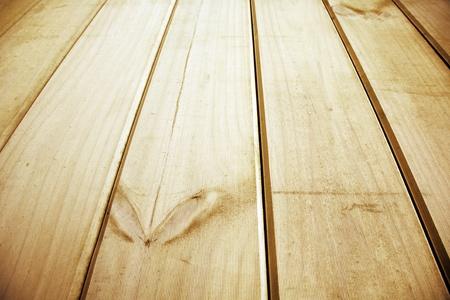 floorboards: Closeup of lines in floor boards  Stock Photo