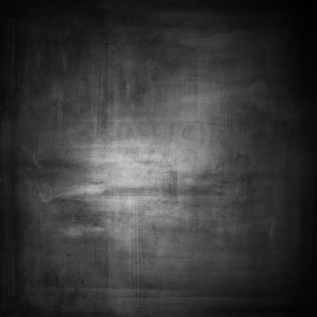 distressed texture: Grey grunge textured wall  Copy space