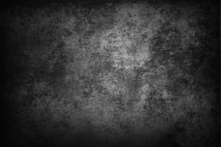 Grey grunge textured wall  Copy space photo