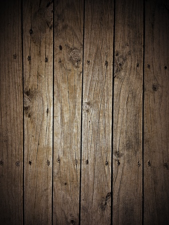wood fence: Closeup of wooden boards background