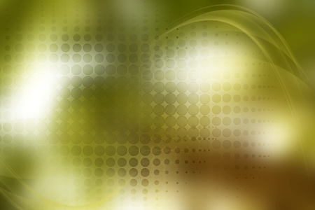 green tone: Halftone dots pattern on green tone background Stock Photo