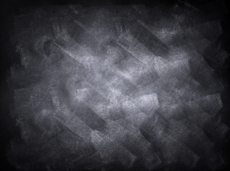 Chalk rubbed out on blackboard Stock Photo - 22128874