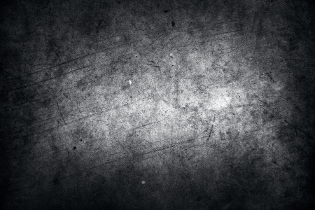 Grey grunge textured wall. Copy space Stock Photo - 22268983