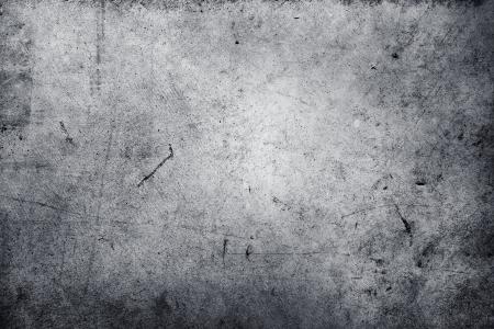 Grijze grunge getextureerde muur. Kopieer de ruimte Stockfoto
