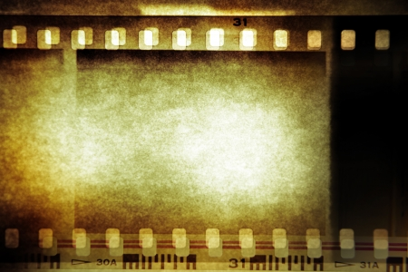 Film negative frame. Filmstrip background photo