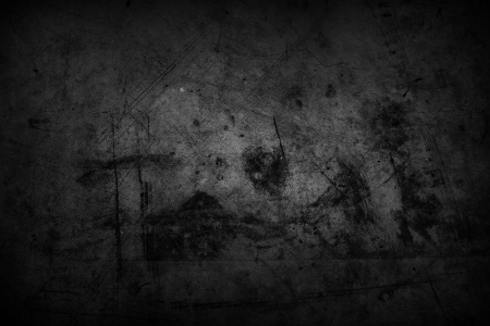 distressed texture: Dark grunge textured wall closeup