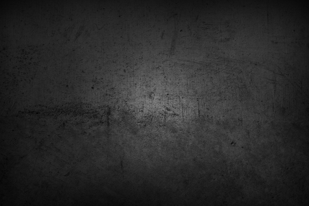 black: Dark grunge textured wall closeup