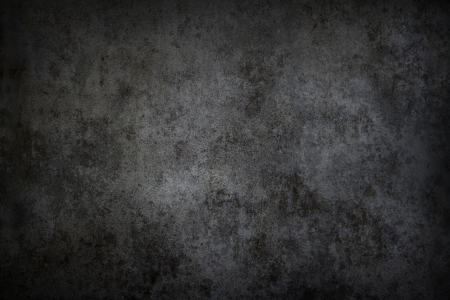 grunge edge: Grey grunge textured wall
