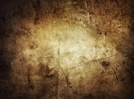 grunge textures: Brown grunge textured wall closeup