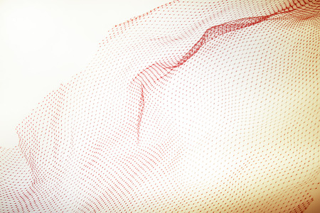fishnet: Closeup of abstract fishnet background Stock Photo
