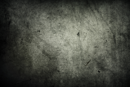 Grey grunge textured wall photo