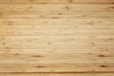 Closeup of bamboo wood background photo