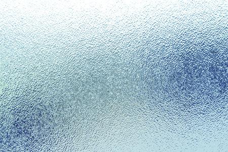 曇らされたガラスの質感のクローズ アップ 写真素材
