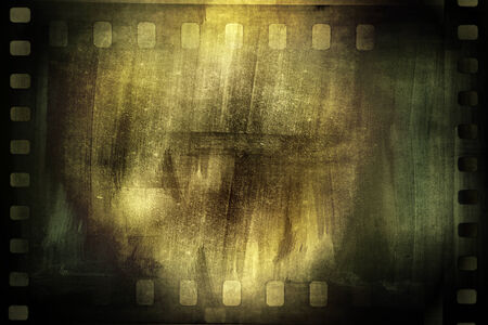 Film negative filmstrip grunge background photo