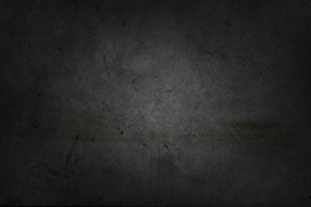 Grey grunge textured wall background photo