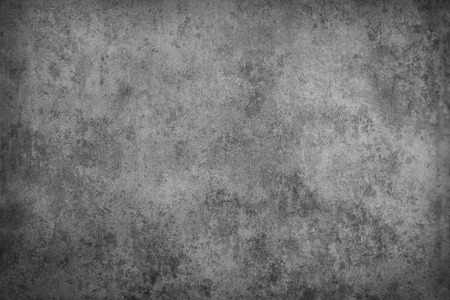 scratched: Closeup of textured grey wall