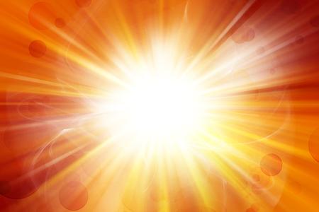 brilliant colors: Bright blast of light background Stock Photo