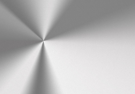 Grey shiny stainless steel metal background photo