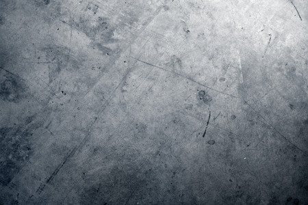 Closeup of blue grunge wall photo