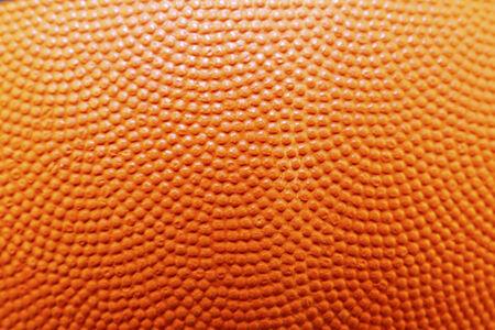 background textures: Closeup of orange basketball texture Stock Photo