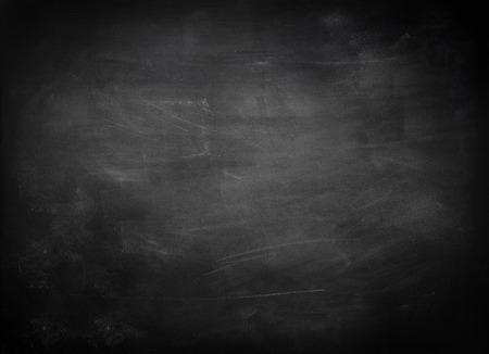 blank slate: Chalk rubbed out on blackboard