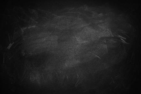 chalkboard: Chalk frotté sur tableau noir