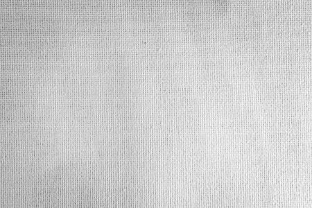 blank canvas: Closeup of blank canvas texture Stock Photo