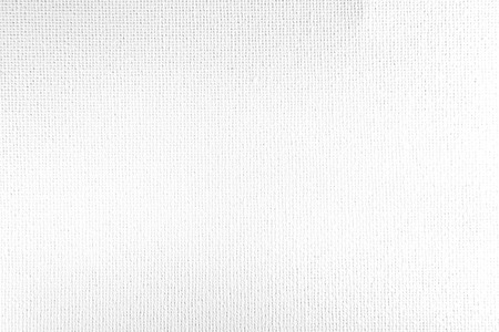 Closeup of blank canvas texture Stock Photo