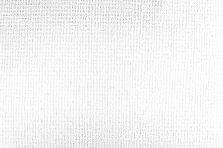 Closeup of blank canvas texture Imagens