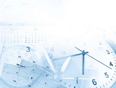 clock hands: Clocks and calendars, copy space
