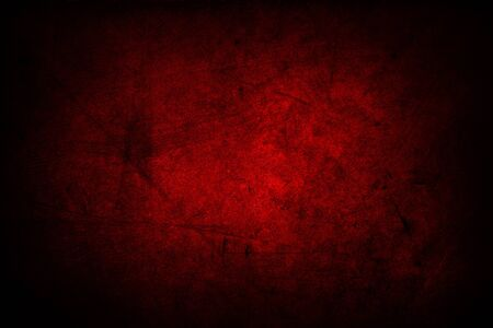 textured wall: Red grunge textured wall Stock Photo