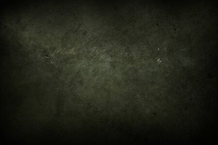 advertising space: Concrete wall, dark edges, advertising copy space Stock Photo