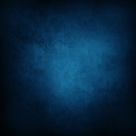 grunge background texture: Closeup of blue grunge wall