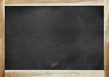 chalk board: Chalk rubbed out on blackboard