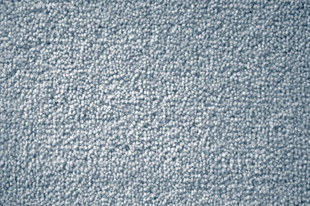 carpet and flooring: Closeup of blue carpet texture