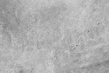 Grey textured concrete wall closeup Standard-Bild