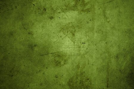 Closeup of rough green textured background
