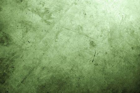 Closeup of rough green textured floor Stock Photo