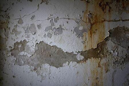 concrete: Grunge textured concrete wall closeup Stock Photo