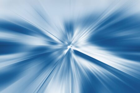 detonate: Blue and white streaked background Stock Photo