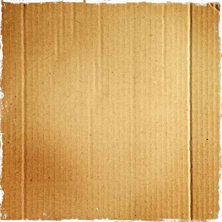 background textures: Closeup of cardboard texture