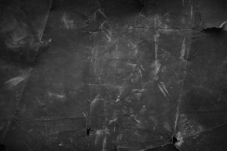 ブラックひびが入ったテクスチャ背景 写真素材 - 45407497