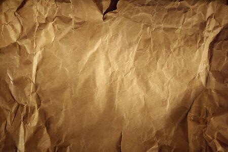 textures: Nahaufnahme des braunen Papier Textur Hintergrund